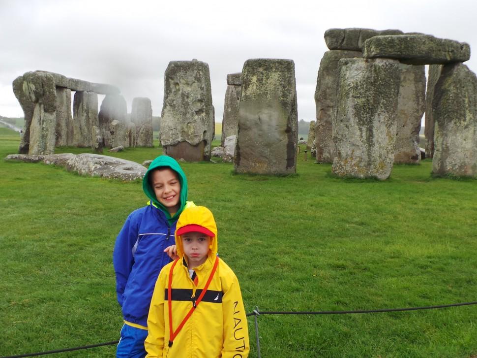 Anglicko Stonehenge